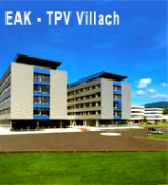"TPV VILLACH TECHNOLOGY PARK since September 2001, tpv has been a big success. Business is booming at the centre in Villach, in the St. Magdalen region, which is home to over 70 different companies. The great strength of the Villach Technology Park lies in the interaction between business, research (Carinthian Tech Research, Micronas) and training (Carinthia University of Applied Sciences and ""Silicon Wifi"")"